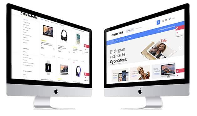 diseño de tiendas virtuales en peru